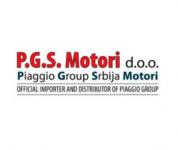 PGS motori logo